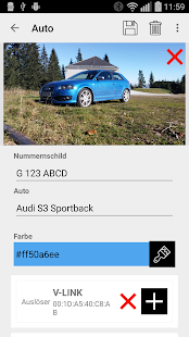 Mileage logbook - TripTracker- screenshot thumbnail