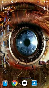 Surrealism 3D Video Wallpaper - náhled