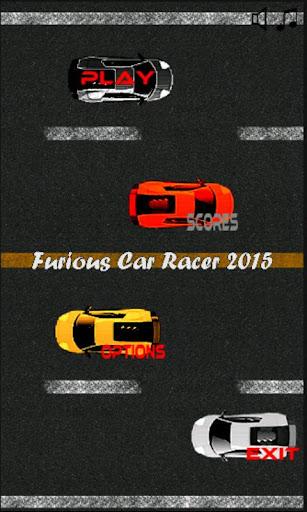 Furious Car Racer 2015