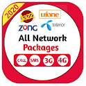 All Sim Network Packages Details 2020 icon