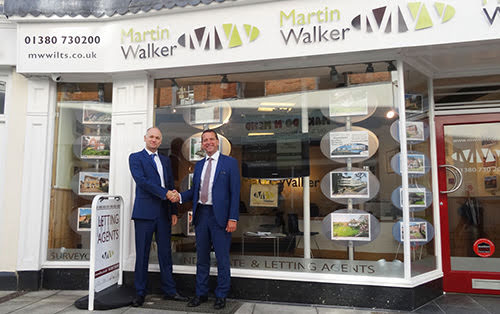 Martin Walker joins forces with Jones Robinson