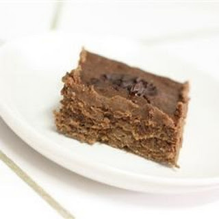 Lower Fat Fudge Brownies