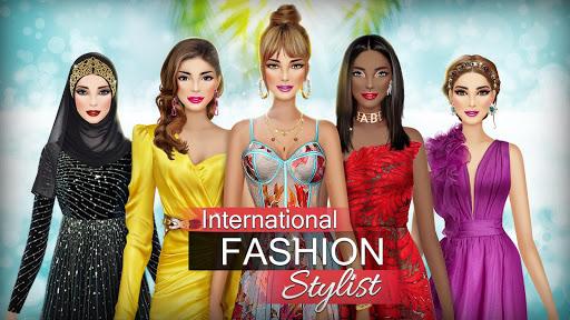 International Fashion Stylist: Model Design Studio filehippodl screenshot 24