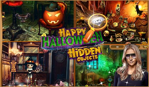 Happy Halloween Hidden Objects v1.0.0