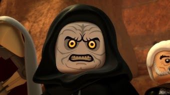 LEGO Star Wars: The Yoda Chronicles - Episode II - The Menace of the Sith