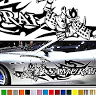 Car Cutting Sticker Design icon