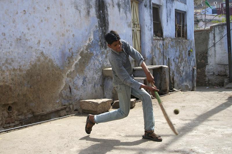 Lo sport nazionale indiano. Bundi, Rajastan. di Cristhian Raimondi
