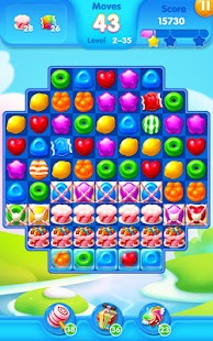 Candy Pop Story Screenshot