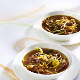 Aromatic Beef Stew.