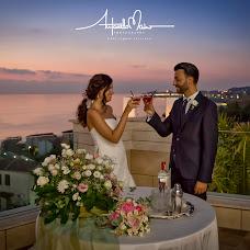Wedding photographer Antonello Marino (rossozero). Photo of 26.09.2018