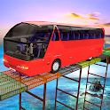 Euro Coach Bus Simulator GT Stunt Games icon