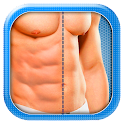Six Pack Muscles Photo Editor icon