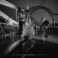 Wedding photographer Maciej Niechwiadowicz (LoveHunters). Photo of 29.08.2018