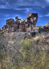 Photo: Giant's Playground, Namibia