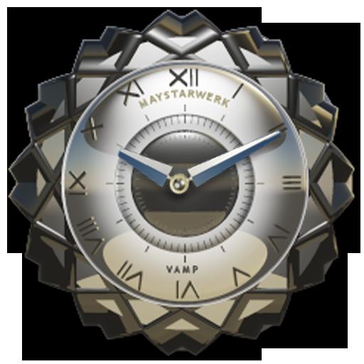 Clock Widget Vamp