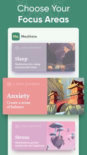 BetterMe: Calm, Sleep, Meditate Screenshot