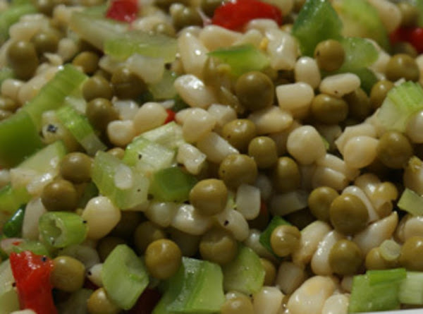 Pimento Vegetable Salad Recipe