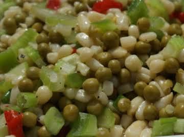 Pimento Vegetable Salad