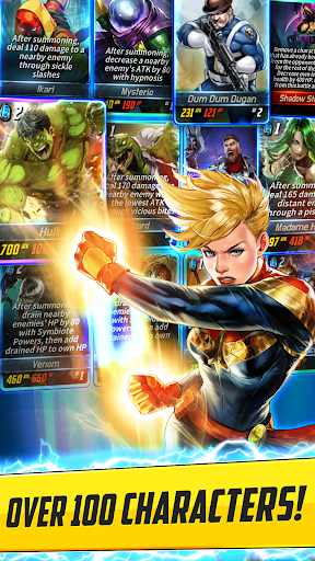 MARVEL Battle Lines 2.1.0 screenshots 2