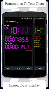 App Stopwatch & Timer APK for Windows Phone