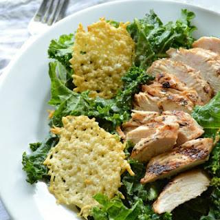 Copycat Panera Power Kale Caesar Salad