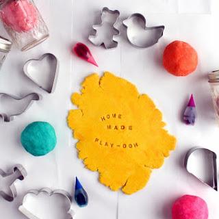 Homemade Play-doh