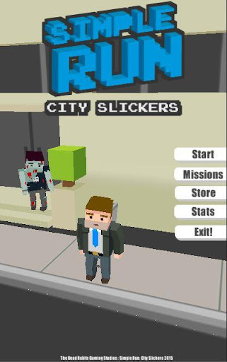 Simple Run: City Slickers