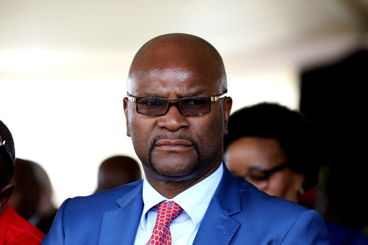 Minister of sport, arts and culture Nathi Mthethwa has admitted to the mismanagement of R300m earmarked to relieve the plight of artists and creatives during the Covid-19 pandemic. File photo.