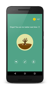 Forest: Stay focused: miniatura da captura de tela