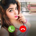 Hot Indian Girl Free Video Call And Chat App Guide icon