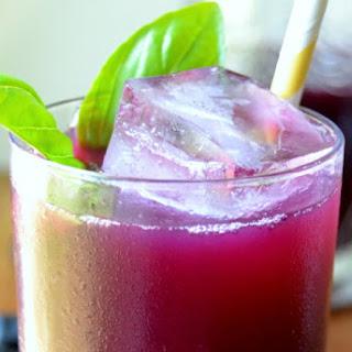 Homemade Grape Soda