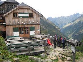 Photo: Gollinghütte