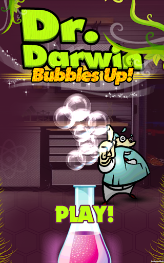 Dr. Darwin: Bubbles up
