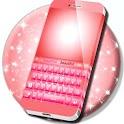 Розовый Алмазы Клавиатура icon