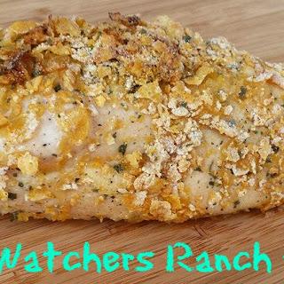 Weight Watcher Ranch Chicken.