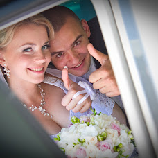 Wedding photographer Sergey Nikitin (nikitoss). Photo of 24.07.2014