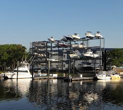 Photo: Boat condominium.