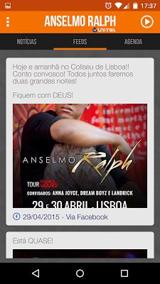 Unitel Beats Anselmo - screenshot