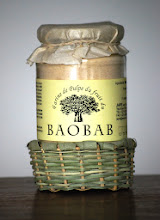 Photo: 21. Baobab powder for making juice [NOT part of the lottery - juice will be available in the party that will be organized in September 2012]