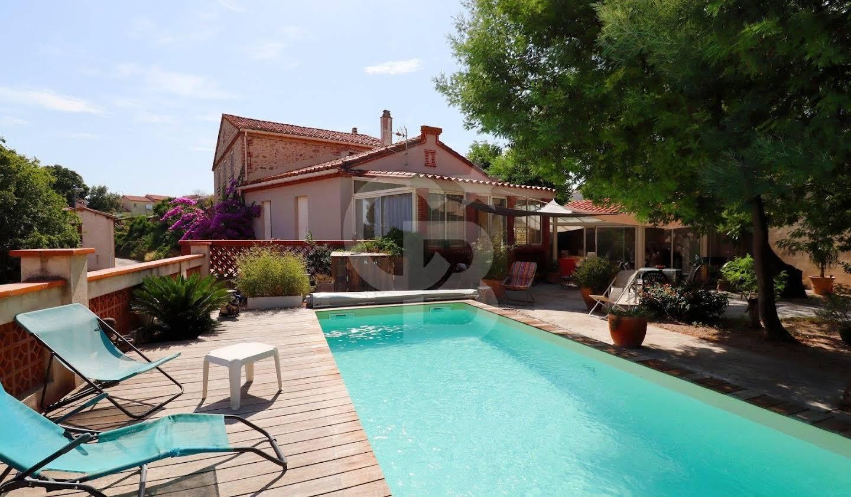 Maison avec piscine Thuir