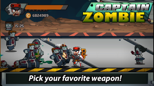 Captain Zombie: Avenger (Shooting Game) 1.57 screenshots 2