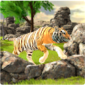 Wild Tiger Simulator Animal Hunt icon