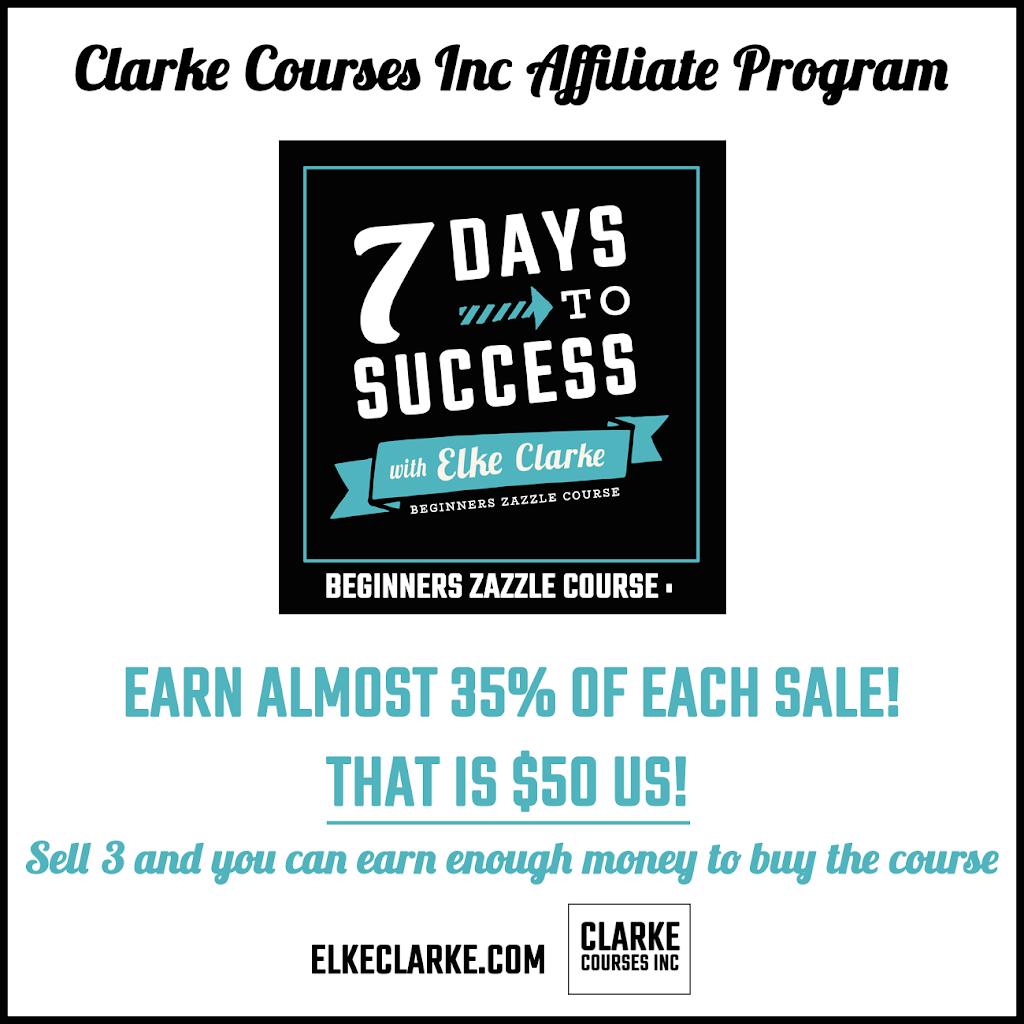 Clarke Courses Inc Affiliate Program