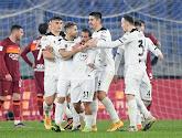 Coupe d'Italie : L'AS Roma se fait surprendre et prend la porte