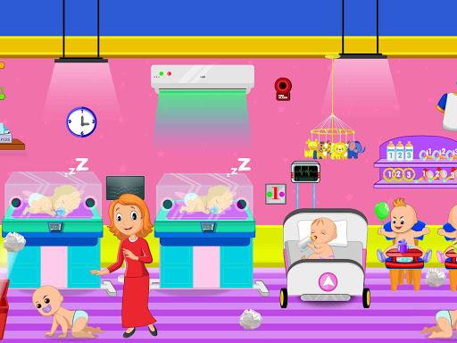 Pretend Town Hospital: City Doctor Life Game 1.0.6 screenshots 6