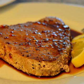 Ahi Tuna Steak Recipe