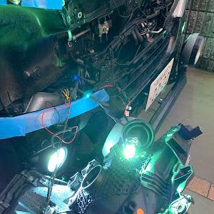 NV350キャラバン  PREMIUM GX rider Black lineのカスタム事例画像 テルちゃんさんの2020年02月14日18:55の投稿