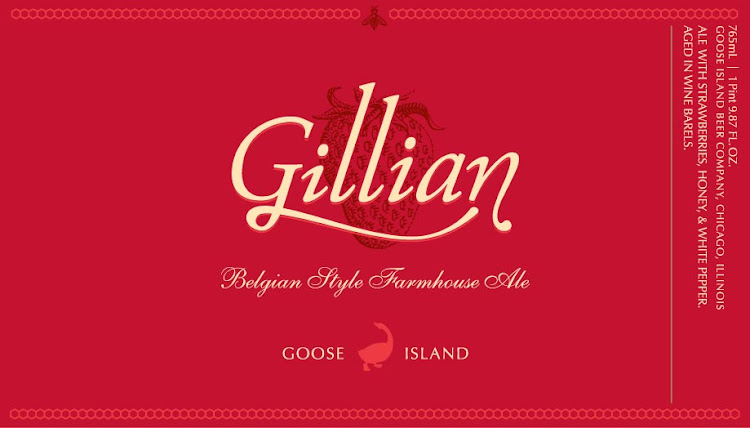 Logo of Goose Island Gillian