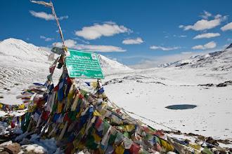 Photo: Baralacha La (4918 meter above sea level), Manali-Leh Highway,Himachal Pradesh, Indian Himalayas