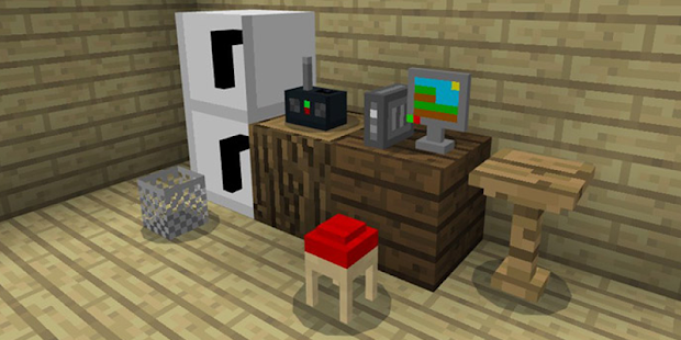 Furniture for Minecraft PE - náhled
